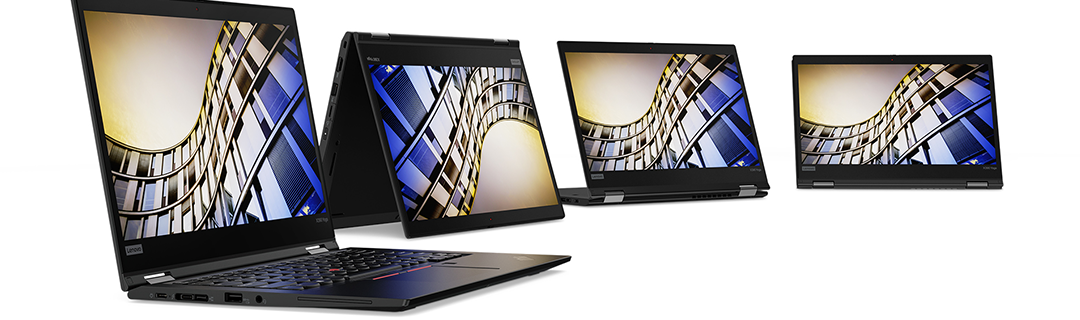 Lenovo's Latest ThinkPads Get a Security Boost