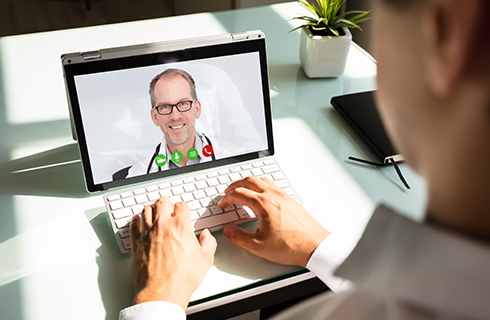 Telehealth Triage Reduces Patient Pressure on GPs by Up to 73%