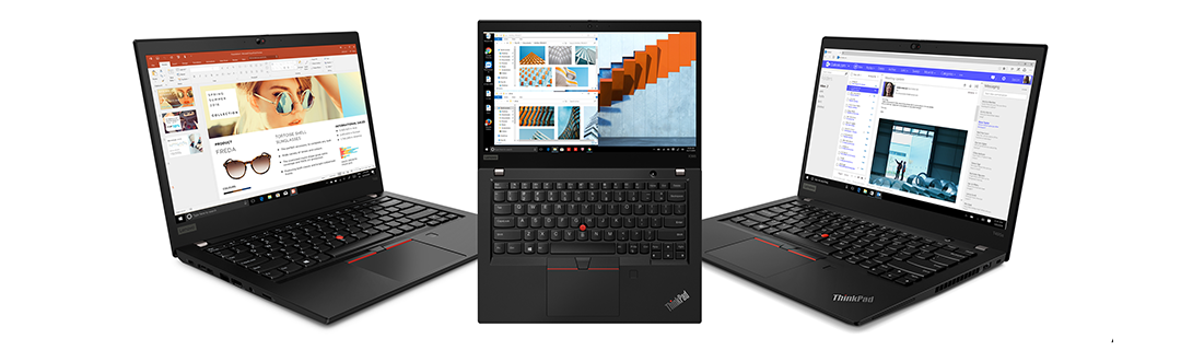 Lenovo Announces All-New Windows 10 Laptops Powered by AMD Ryzen