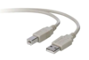 """Belkin Pro Series USB 2.0 to Standard-B Cable For Optimum Data Transfer - 68"""" (Stock)"""