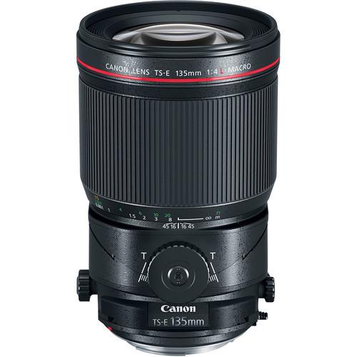 Canon ts e 135mm f 4l macro