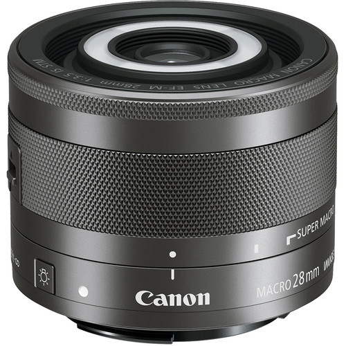 Canon ef m 28mm f 3.5 macro is stm