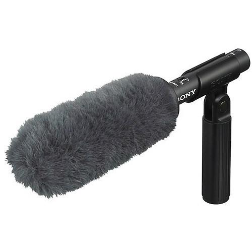 Sony ecm vg1 short shotgun microphone