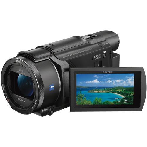 Sony fdr ax53 4k ultra hd handycam camcorder