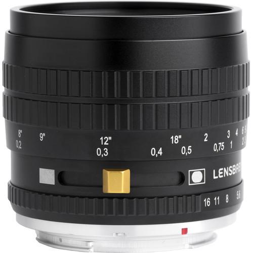 Lensbaby burnside 35mm f 2.8 lens for sony e