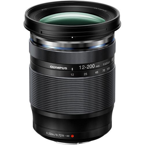 Olympus m.zuiko digital ed 12 200mm f 3.5 6.3 lens
