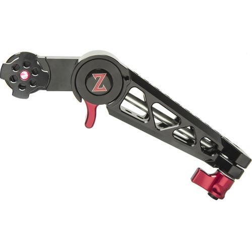 Zacuto trigger arm adjustable handgrip for camera rig %286%22%29