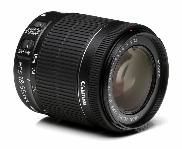 Canon ef s 18 55mm f 3.5 5.6 is stm