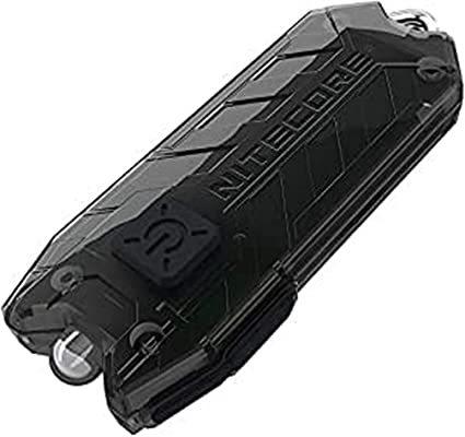 Nitecore tube 45 lumen usb rechargeable keychain flashlight