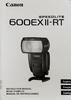 Canon 600EX II-RT Manual