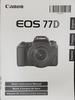 Canon 77D Manual