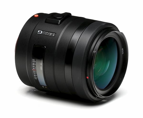 Sony 35mm f 1.4g