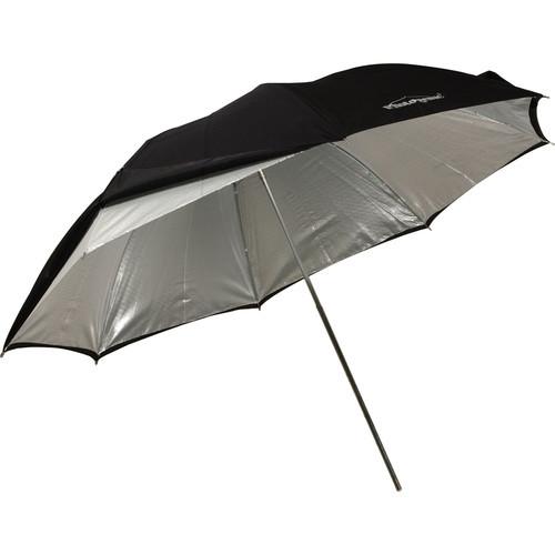 Photogenic 45%22 silver umbrella
