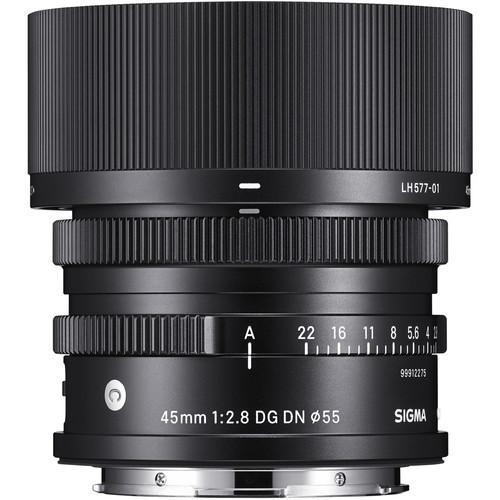 Sigma 45mm f 2.8 dg dn contemporary for l mount