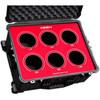 Jason Cases Protective Case for Set of 6 Rokinon Xeen Lenses