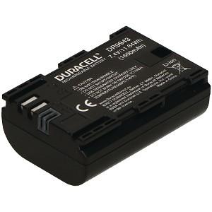 Duracell dr9943 replacement lp e6 battery