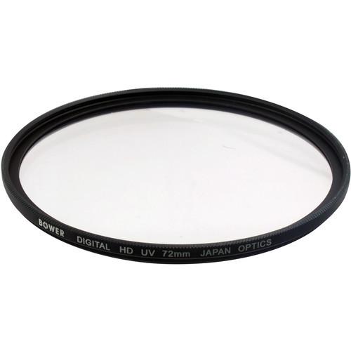 Bower 72mm digital hd uv filter