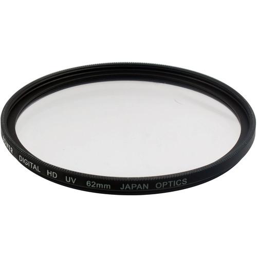Bower 62mm digital hd uv filter
