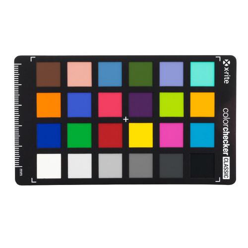 X rite colorchecker classic mini
