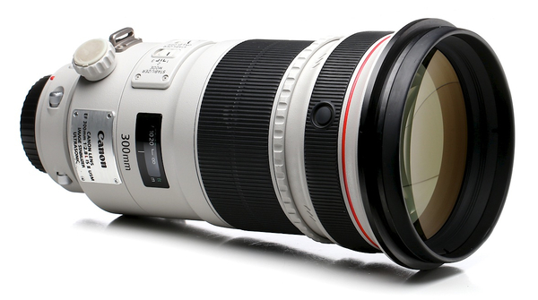 Canon 300mm f 2.8l is ii