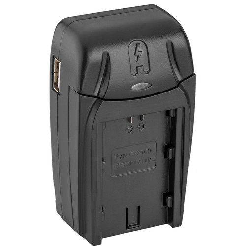 Watson compact ac dc charger for np fz100 battery