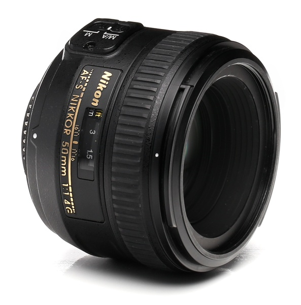 Nikon 50mm f 1.4g af s