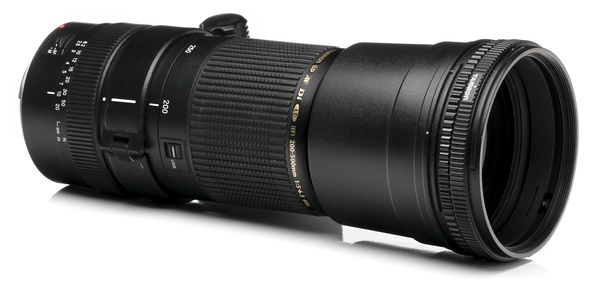 Tamron 200 500mm f 5 6.3 sp di ld (for canon)