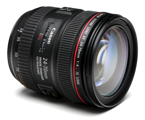 Canon 24 70mm f 4l is
