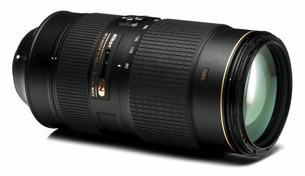 Nikon 80 400mm f 4.5 5.6g ed af s vr ii