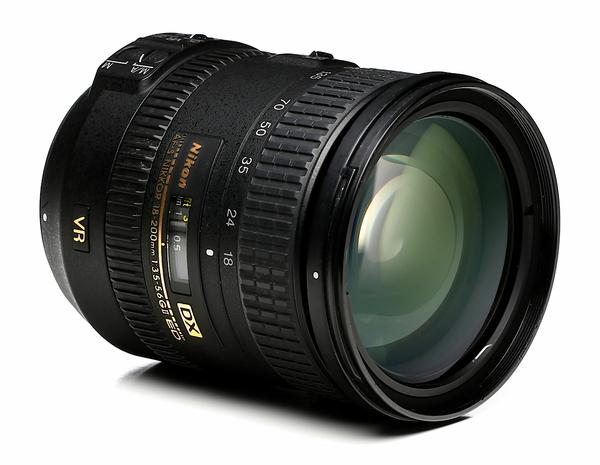 Nikon 18 200mm f 3.5 5.6g af s vr ii