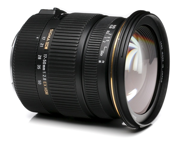 Sigma 17 50mm f 2.8 dc hsm os %28for canon%29