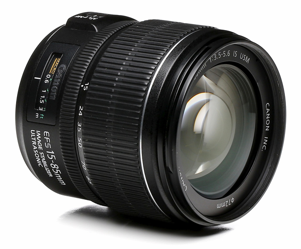 Canon ef s 15 85mm f 3.5 5.6 is usm