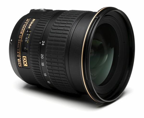 Nikon 12 24mm f 4g af s dx