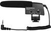 Sennheiser MKE 400 Compact Shotgun Microphone (Stock)