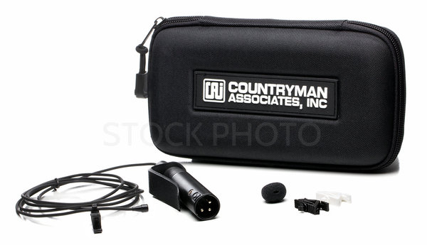 Countryman b3 lavalier microphone for xlr fv7a0116  24981