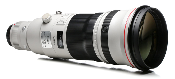 Canon 500mm f 4l is ii