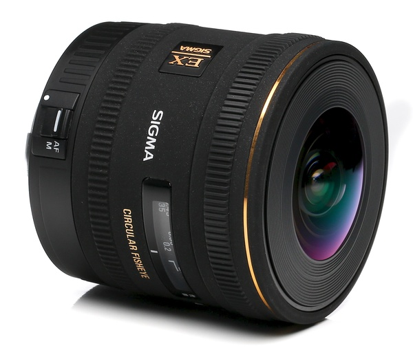 Sigma 4.5mm f 2.8 dc hsm fisheye %28for canon%29