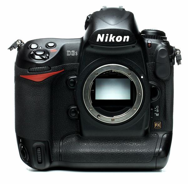 Nikon d3s camera