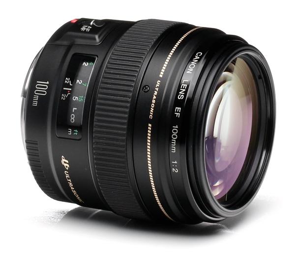 Canon 100mm f 2
