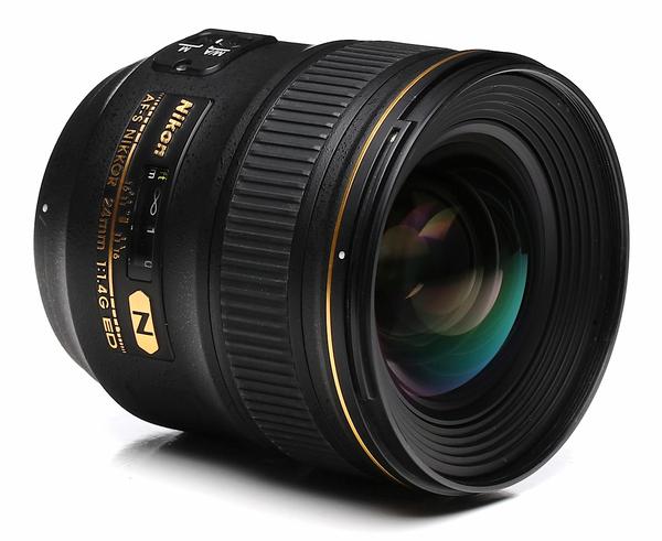 Nikon 24mm f 1.4g ed