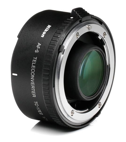 Nikon tc 17e ii 1.7x teleconverter