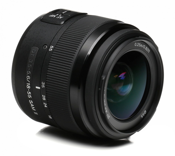 Sony 18 55mm f 3.5 5.6 sam ii