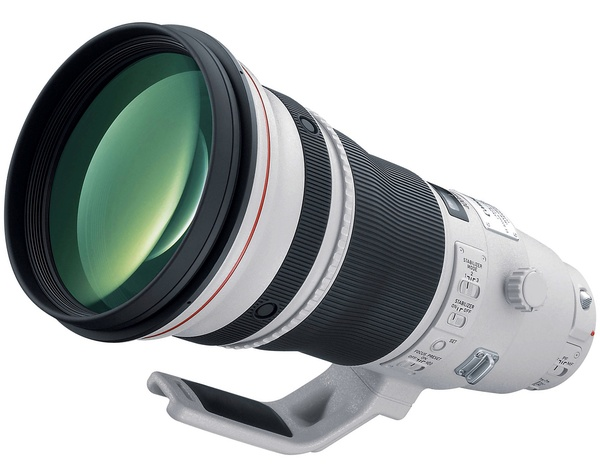 Canon ef 400mm f 2 8l is ii usm lens