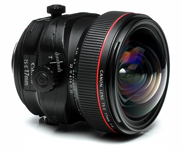 Canon ts e 17mm f 4l