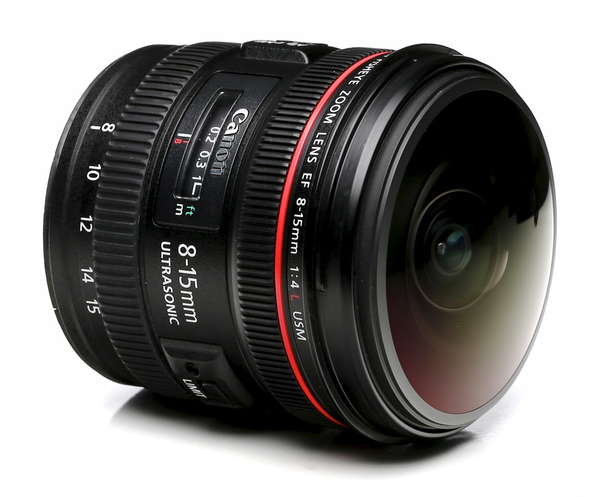 Canon 8 15mm f 4l fisheye