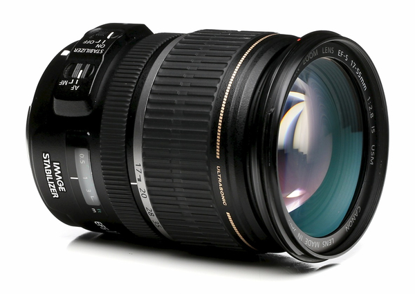 Canon ef s 17 55mm f 2.8 is