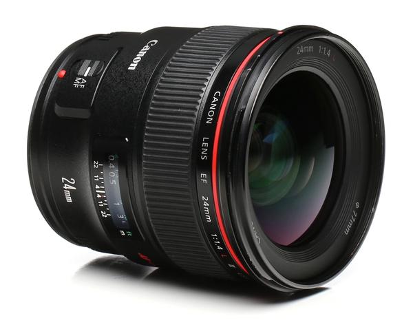 Canon 24mm f 1.4l ii