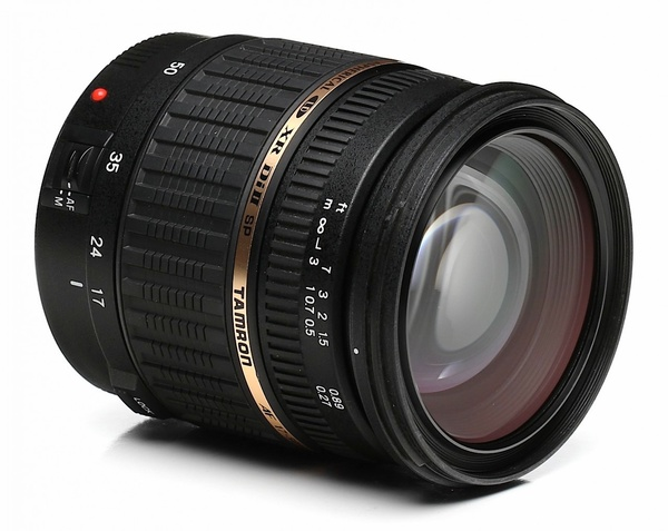 Tamron 17 50mm f 2.8 xr di ii %28for canon%29
