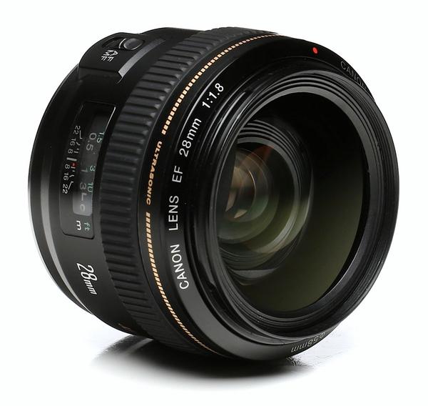 Canon 28mm f 1.8 usm