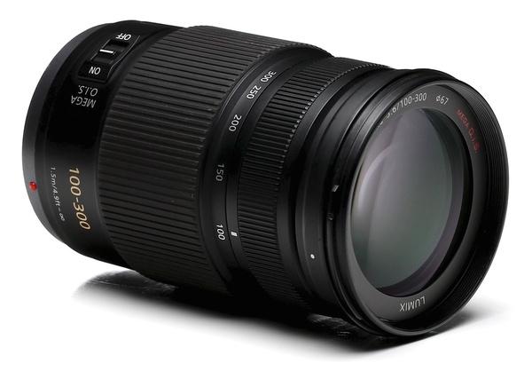 Panasonic 100 300mm f 4 5.6 ois (for micro 4 3)